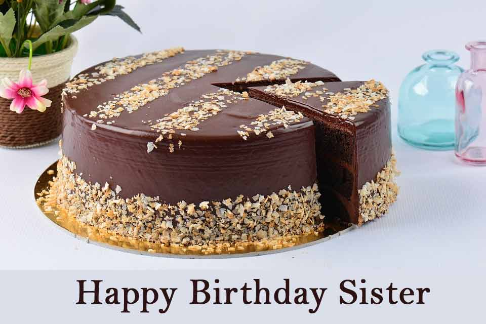 Awesome Best Happy Birthday Wishes Status Images For Sister 2019 To Wish Personalised Birthday Cards Paralily Jamesorg