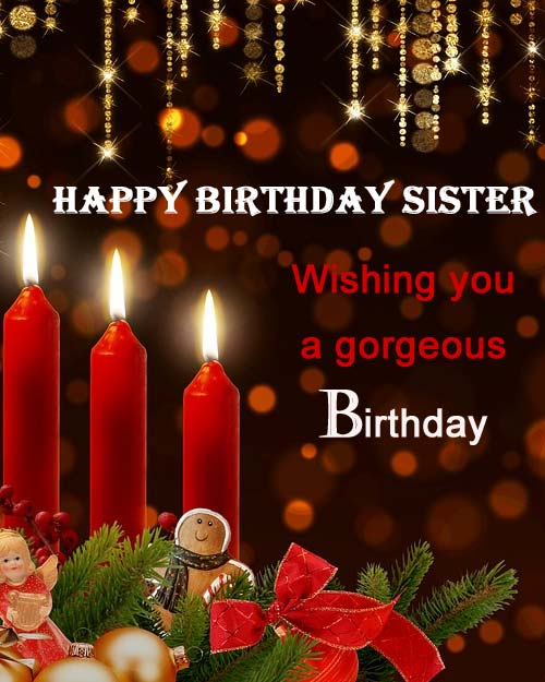 Amazing Best Happy Birthday Wishes Status Images For Sister 2019 To Wish Funny Birthday Cards Online Sheoxdamsfinfo