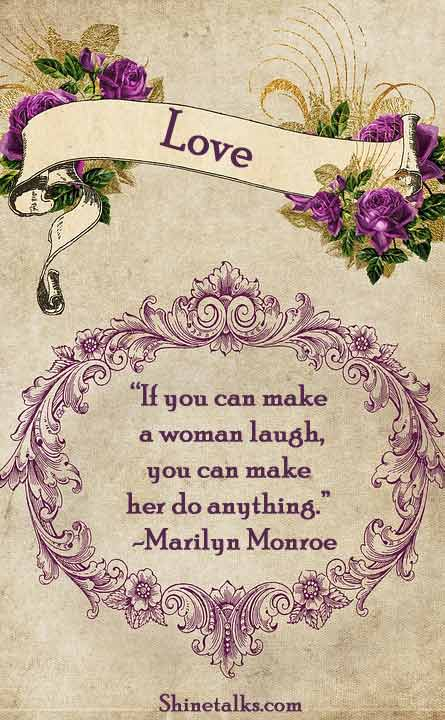 purple love quote for your love