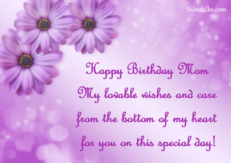 birthday image for mother