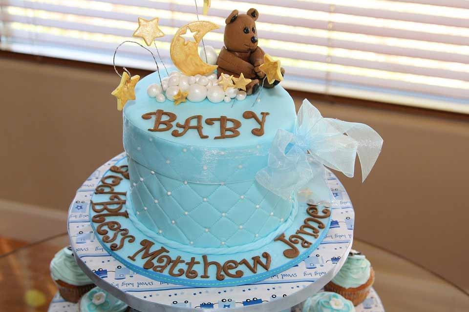 cartoon Birthday Cakes Picture for boy