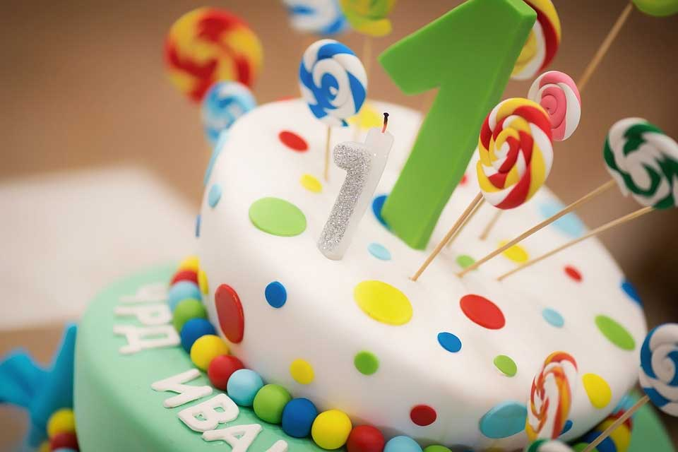 birthday cake design images