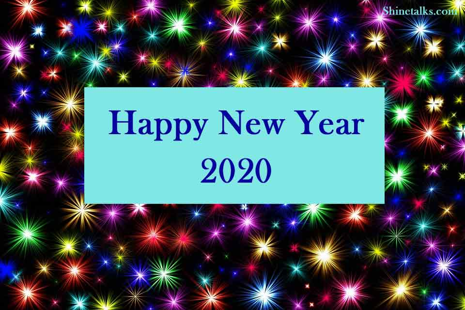 New Year wishes status images for 2020
