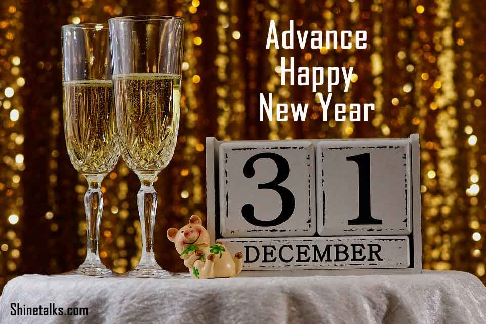 Happy New Year 2021 Wishes Status and Image