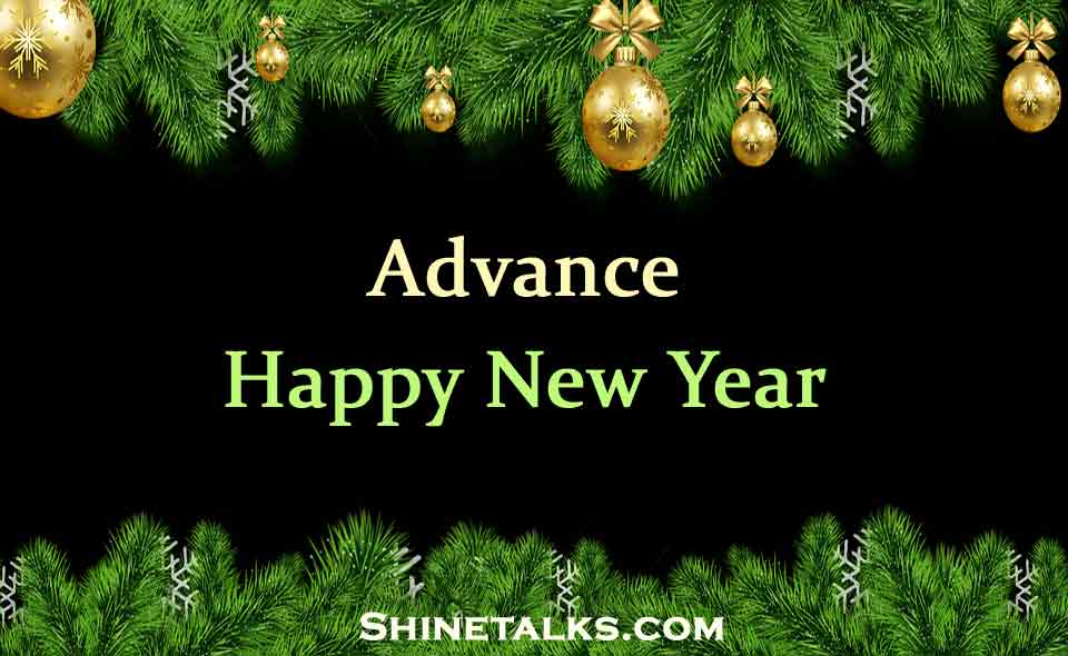 advanced happy new year 2021 pic