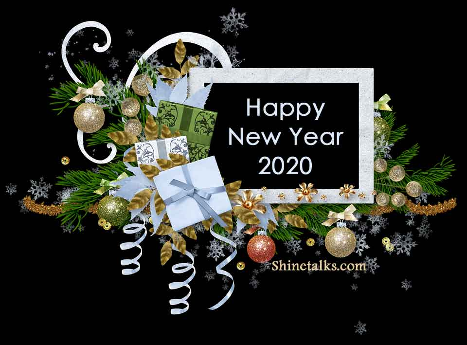 Happy New Year 2020 Sms, Status, New Year pic