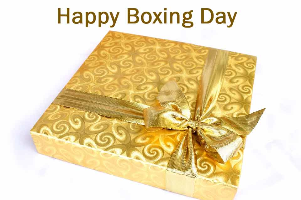 Boxing Day Wishes