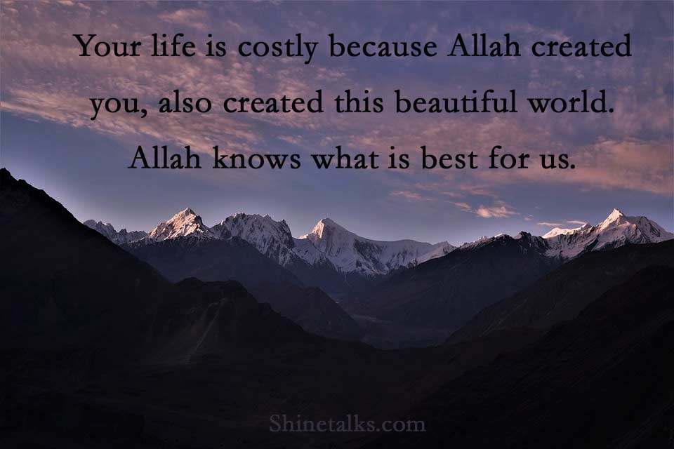 Motivational Islamic Quotes