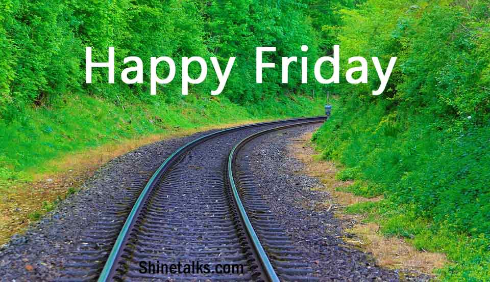 Happy Friday Wishes & Greeting