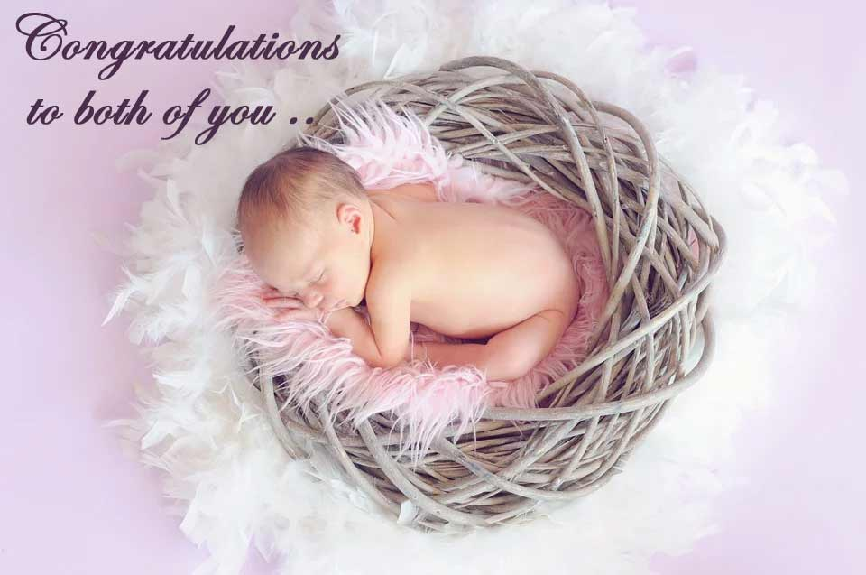 Congratulations Messages for Baby