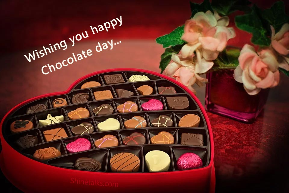 Chocolate Day 2021 Wishes