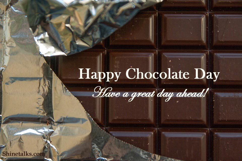 Chocolate Day Messages 2021