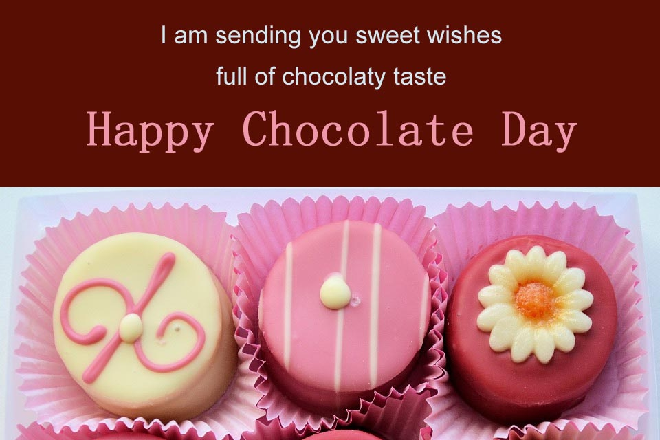 Chocolate day wishes 2021