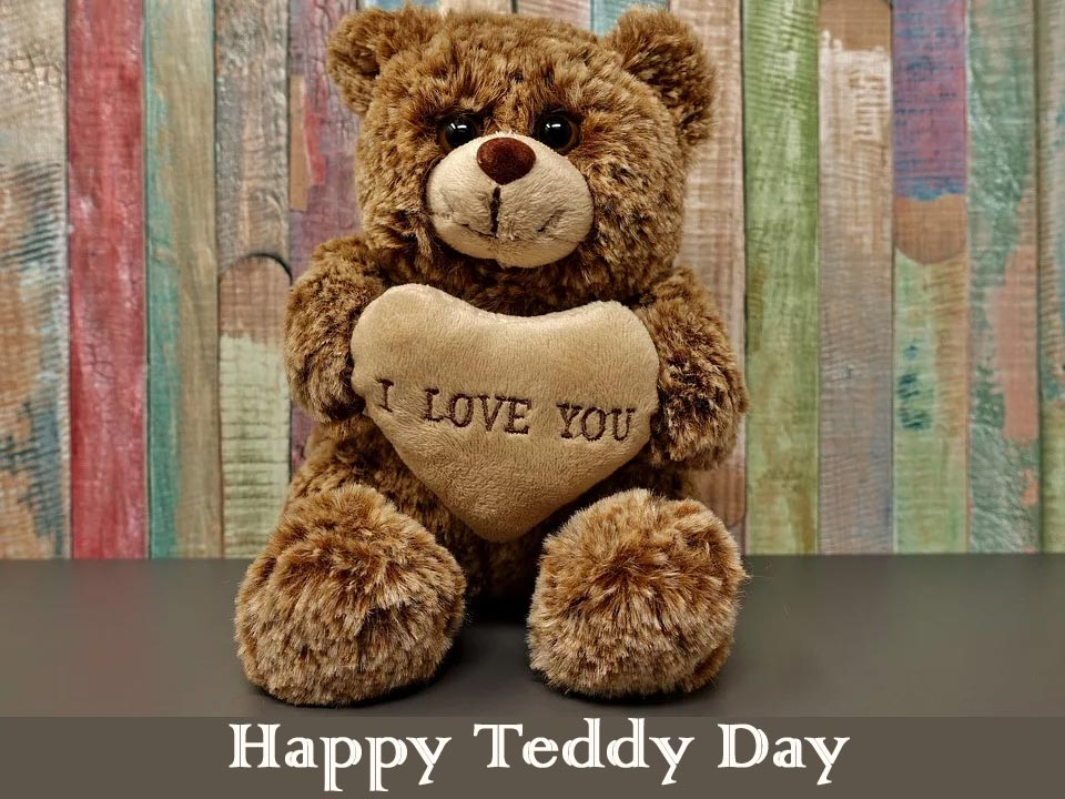 Happy Teddy bear Day Messages