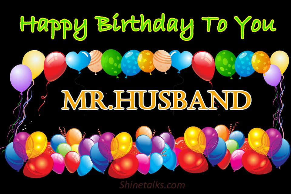 funny happy birthday wishes for husband