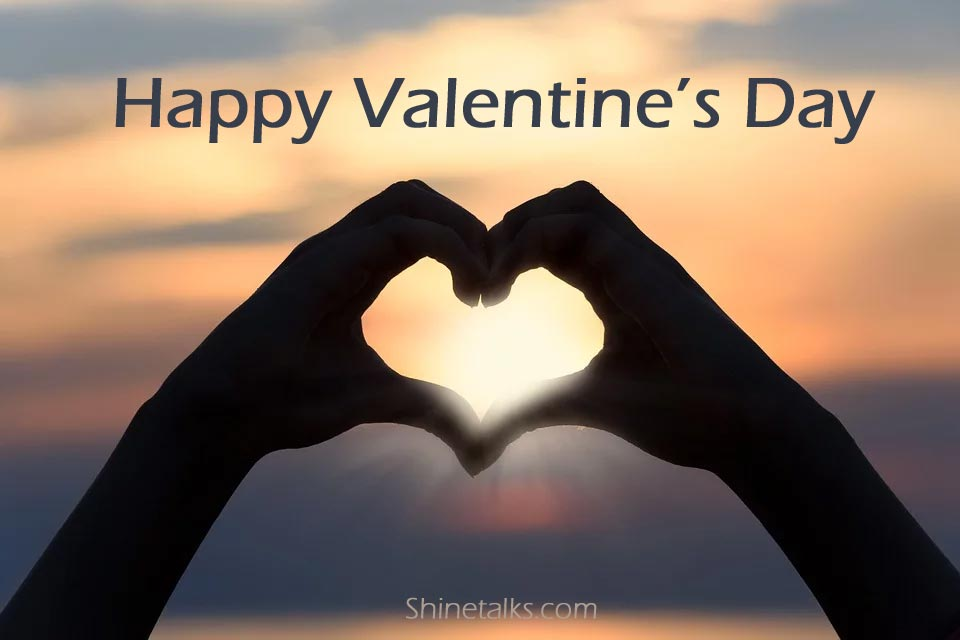 Happy Valentine Day 2021 Messages for family member