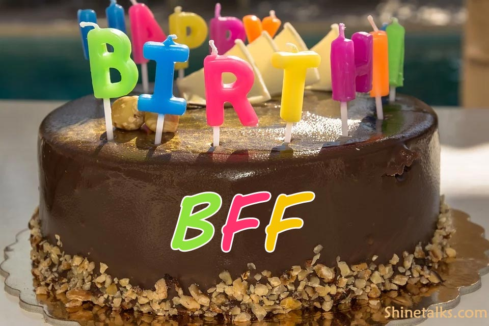 Funny Birthday Wishes for Female Best Friend