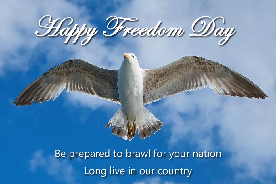 National Freedom Day Messages for 2021