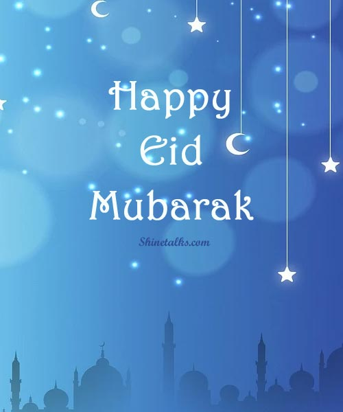 Happy Eid 2020 wishing cards