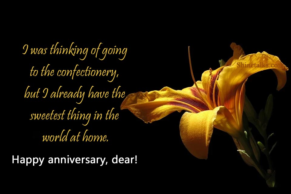 funny anniversary wishes for wife