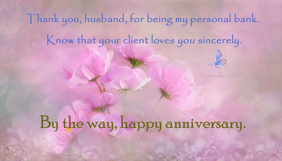 anniversary wishes for hubby