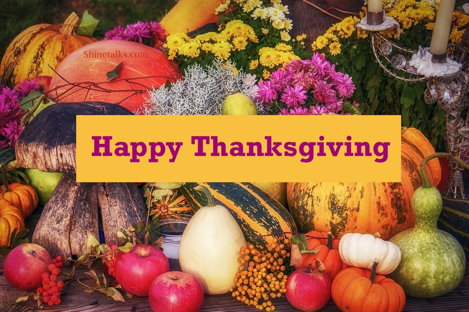 happy thanksgiving wishes and messages