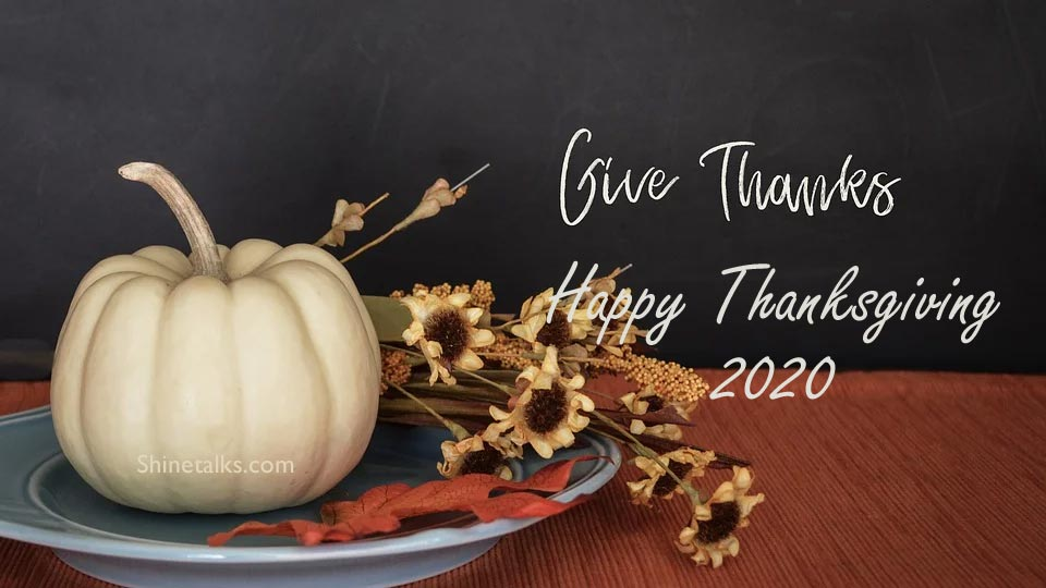 Happy thanksgiving wishes thanksgiving 2020 greetings