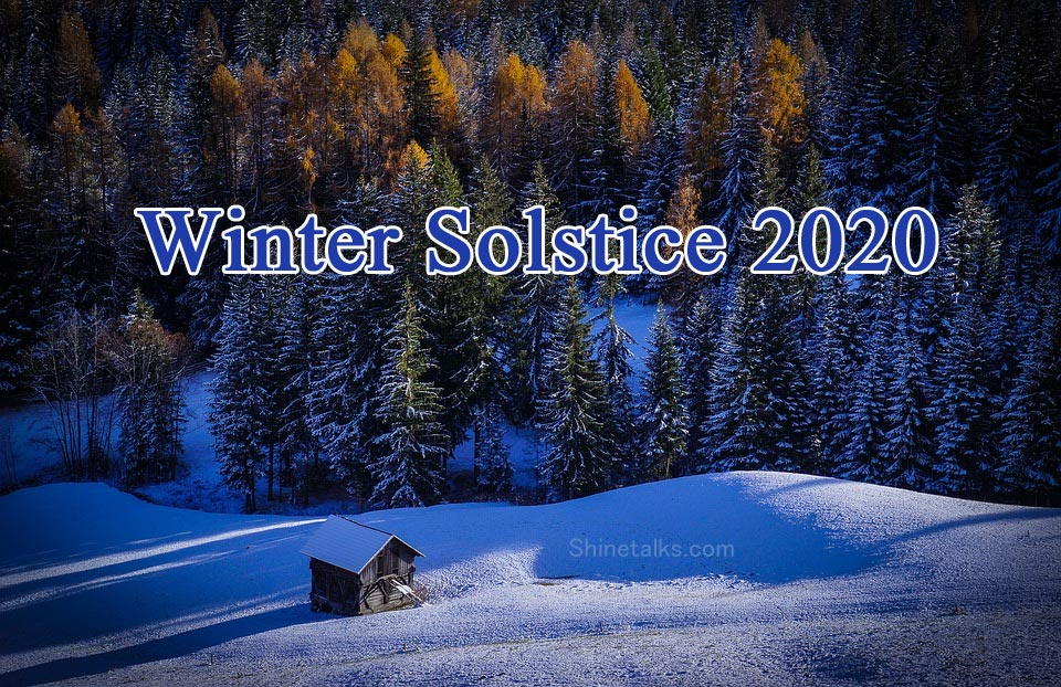 Happy Winter Solstice 2020