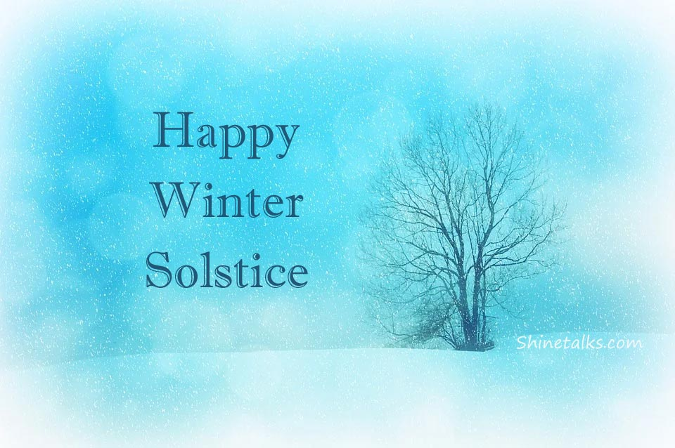 Lovely Winter solstice pictures