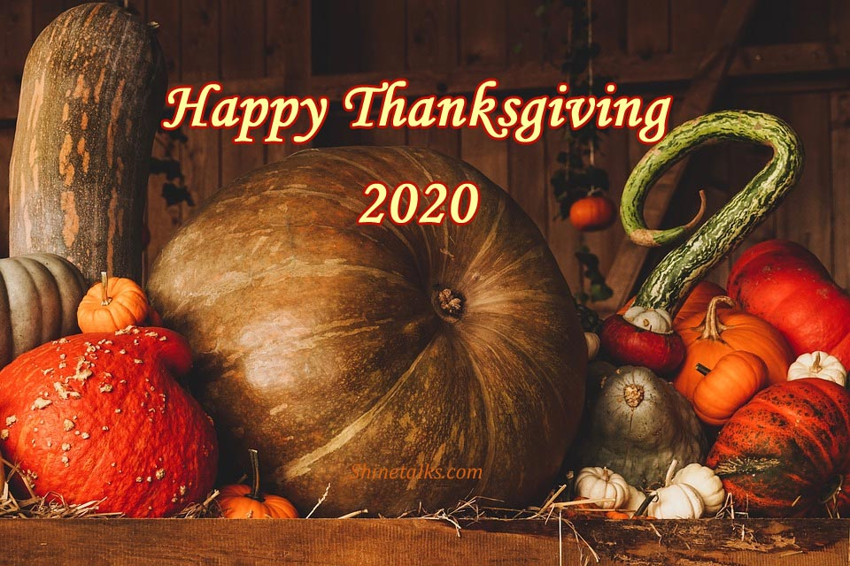 Happy Thanksgiving 2020 Canada