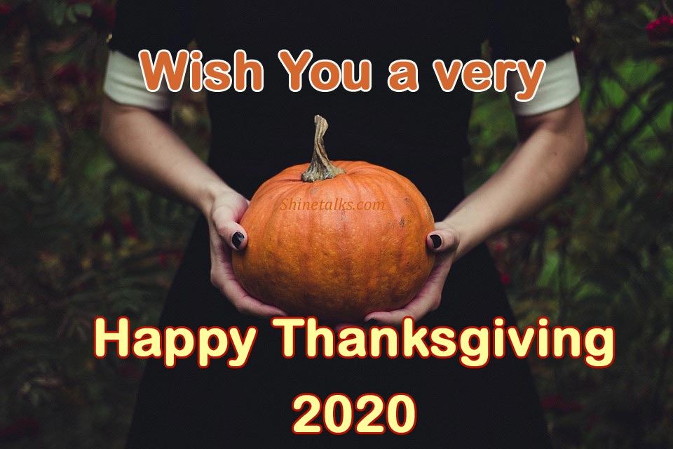 thanksgiving 2020 wishes