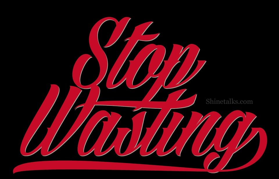 stop wasting quotes