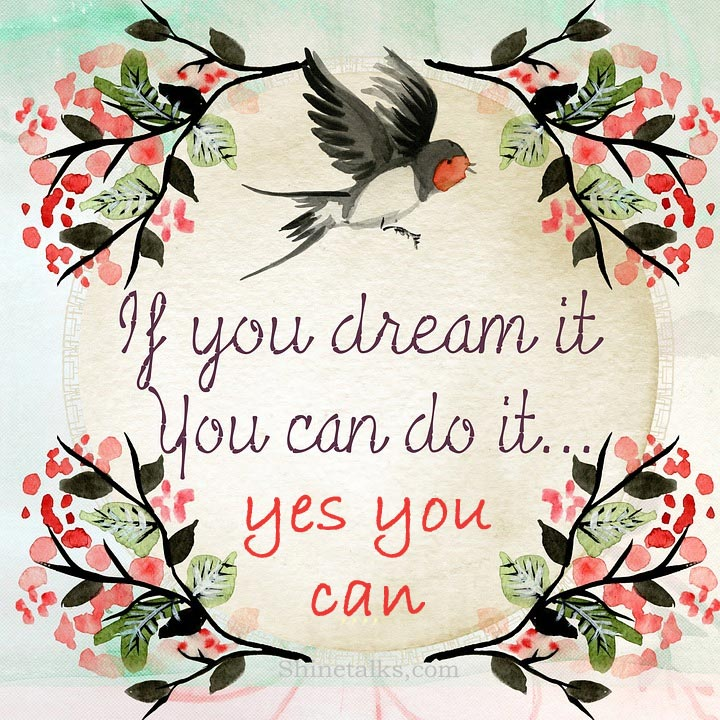 you can do it quotes pic